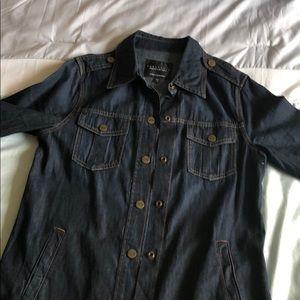Santctuary jacket second use